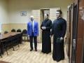 16 ноября 2019 г. епископ Силуан встретился с главой Гагинского района