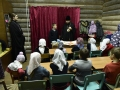 16 ноября 2019 г. епископ Силуан посетил воскресную школу в селе Гагино