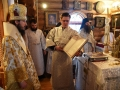 17 января 2019 г., в день памяти собора 70-ти апостолов, епископ Силуан совершил литургию в селе Успенское