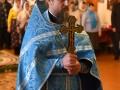 17 февраля 2019 г., в неделю о мытаре и фарисее, епископ Силуан совершил литургию в селе Спасское