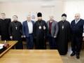 16 февраля 2020 г. епископ Силуан встретился с главой МСУ Большемурашкинского района