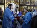 16 февраля 2020 г., в неделю о блудном сыне, епископ Силуан совершил литургию в Большом Мурашкине