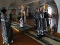 18 апреля 2020 г. епископ Силуан совершил богослужение Великой субботы
