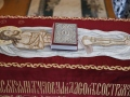 17 апреля 2020 г., в Великую Пятницу, епископ Силуан совершил вечерню с изнесением плащаницы