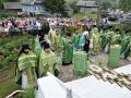 17 августа 2019 г. в селе Бортсурманы прошли торжества в честь праведного Алексия Бортсурманского