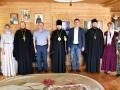 17 августа 2019 г. епископ Силуан встретился с гостями в селе Бортсурманы