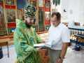 17 августа 2021 г. епископ Силуан поздравил главу городского округа Воротынский с днем тезоименитства
