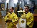 17 октября 2020 г., в неделю 19-ю по Пятидесятнице, епископ Силуан совершил вечернее богослужение в Макарьевском монастыре