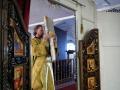 17 ноября 2020 г., в годовщину своей архиерейской хиротонии, епископ Силуан совершил литургию в Макарьевском монастыре