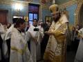 18 января 2019 г., в праздник Крещения Господня, епископ Силуан совершил вечернее богослужение в городе Лукоянове