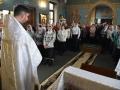 18 января 2019 г., в навечерие Богоявления, епископ Силуан совершил литургию в городе Лукоянове