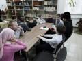 18 января 2020 г. епископ Силуан встретился с детьми в селе Хирине