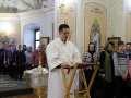 18 января 2020 г., в праздник Богоявления, епископ Силуан совершил вечерню с чином освящения воды в селе Хирине