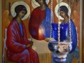 18 марта 2021 г., в четверг первой седмицы Великого поста, епископ Силуан совершил повечерие с чтением великого покаянного канона в Макарьевском монастыре