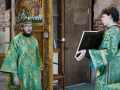 18 июля 2021 г., в неделю 4-ю по Пятидесятнице, епископ Силуан совершил литургию в Макарьевском монастыре