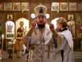 18 августа 2020 г., в праздник Преображения Господня, епископ Силуан совершил вечернее богослужение в Макарьевском монастыре
