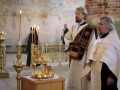 IMG_587918 августа 2021 г., в праздник Преображения Господня, епископ Силуан совершил вечернее богослужение в Макарьевском монастыре