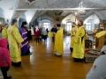 18 октября 2020 г., в неделю 19-ю по Пятидесятнице, епископ Силуан совершил литургию в Макарьевском монастыре