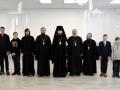 19 января 2019 г. епископ Силуан встретился с прихожанами в селе Хирино