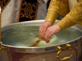 19 января 2019 г., в праздник Крещения Господня, епископ Силуан совершил литургию в селе Хирино