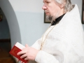 19 января 2021 г., в праздник Крещения Господня, епископ Силуан совершил литургию в Макарьевском монастыре