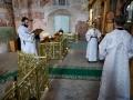 19 августа 2020 г., в праздник Преображения Господня, епископ Силуан совершил литургию в Макарьевском монастыре