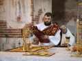 19 августа 2021 г., в праздник Преображения Господня, епископ Силуан совершил литургию в Макарьевском монастыре