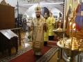19 сентября 2020 г., в неделю 15-ю по Пятидесятнице, епископ Силуан совершил вечернее богослужение в Макарьевском монастыре