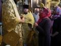 19 декабря 2019 г., в день памяти святителя Николая Чудотворца, епископ Силуан совершил литургию в селе Просек