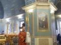 2 мая 2020 г., в неделю 3-ю по Пасхе, епископ Силуан совершил вечернее богослужение в Макарьевском монастыре