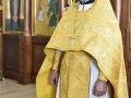 3 ноября 2019 г., в неделю 20-ю по Пятидесятнице, епископ Силуан совершил литургию в Макарьевском монастыре
