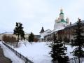 20 марта 2021 г., в неделю 1-ю Великого поста, Торжества Православия, епископ Силуан совершил вечернее богослужение в Макарьевском монастыре