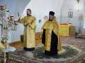 20 июня 2020 г., в неделю Всех русских святых, епископ Силуан совершил вечернее богослужение в Макарьевском монастыре