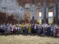 20 августа 2021 г. в селе Негоново состоялась первая со времени разрушения храма литургия