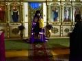 19 октября 2019 г., в неделю 18-ю по Пятидесятнице, епископ Силуан совершил вечернее богослужение в селе Курмыш