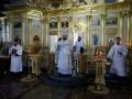 20 октября 2020 г. епископ Силуан совершил отпевание почившей монахини Ангелины (Субботиной)