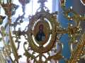 21 мая 2020 г., в день памяти святителя Николая Чудотворца, епископ Силуан совершил вечернее богослужение в Макарьевском монастыре