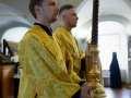 21 июня 2020 г., в неделю Всех русских святых, епископ Силуан совершил литургию в Макарьевском монастыре
