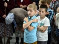 21 июля 2019 г., в неделю 5-ю по Пятидесятнице, епископ Силуан совершил литургию в городе Сергаче
