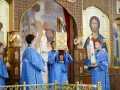 20 июля 2021 г., в праздник Казанской иконы Божией Матери, епископ Силуан совершил вечернее богослужение в Макарьевском монастыре