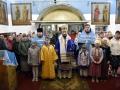 21 сентября 2019 г., в праздник Рождества Божией Матери, епископ Силуан совершил литургию в селе Рубском