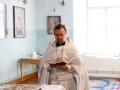 21 ноября 2020 г., в праздник Небесных Бесплотных Сил, епископ Силуан совершил литургию в Макарьевском монастыре