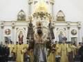 21 декабря 2019 г. епископ Силуан совершил литургию в городе Сергаче