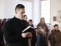 22 февраля 2020 г., в неделю о Страшном Суде, епископ Силуан совершил вечернее богослужение в городе Сергаче