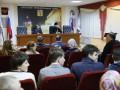 22 февраля 2020 г. епископ Силуан встретился с молодежной палатой Сергачского района