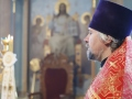 22 мая 2020 г., в день памяти святителя Николая Чудотворца, епископ Силуан совершил литургию в Макарьевском монастыре