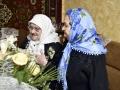 22 сентября 2019 г. делегация Лысковской епархии поздравила с днем рождения 95-летнюю жительницу села Спасского
