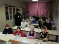 22 декабря 2019 г. епископ Силуан встретился с учениками воскресной школы в городе Лысково