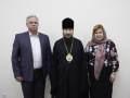23 декабря 2019 г. епископа Силуана поздравил с юбилеем главный врач Лысковской ЦРБ