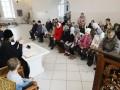 23 февраля 2020 г. епископ Силуан встретился с учениками воскресной школы в Сергаче